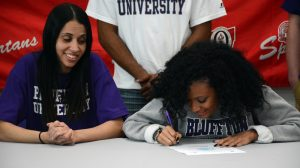 Athletic Signings: Spartans off to play at the next level!