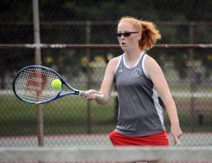 Lady Spartan Tennis