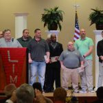First class of Athletic Hall of Fame inducted