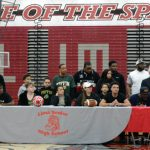 LSH athletes sign to continue education, athletic careers