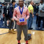 Russell wins TRAC, named Wrestler of the Year