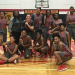 Lady Spartan basketball wins Sectionals