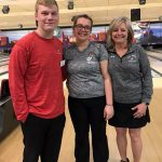 Spartan wrestler, bowler make history at State