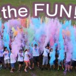 Spartan Cheer Color Run May 19th