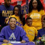 Upthegrove signs to continue basketball career