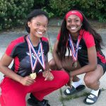 Track and field duo finishes careers on state podium
