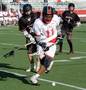 Lima Senior Inaugural Lacrosse Season