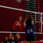 Volleyball players earn TRAC Honors