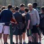 Lima Senior Boys Tennis