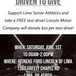 LSH Athletic Driven To Give
