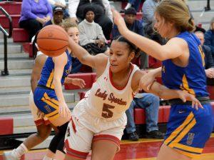Lady Spartan Basketball