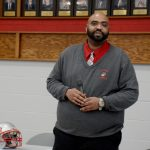 Alphonso Townsend named head football coach