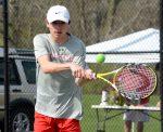 Lima Senior Boys Tennis