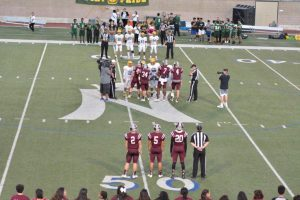 Marshall Rams vs Holmes Huskies
