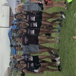 Girls Varsity Cross Country finishes 7th place at TAMUCC Islander Splash