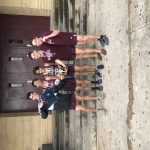 Boys Varsity Cross Country finishes 3rd place at Saisd