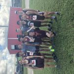 Boys Varsity Cross Country finishes 5th place at Southside ISD