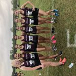 Girls Varsity Cross Country finishes 6th place at District Meet