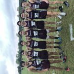 Boys Varsity Cross Country finishes 5th place at District Meet
