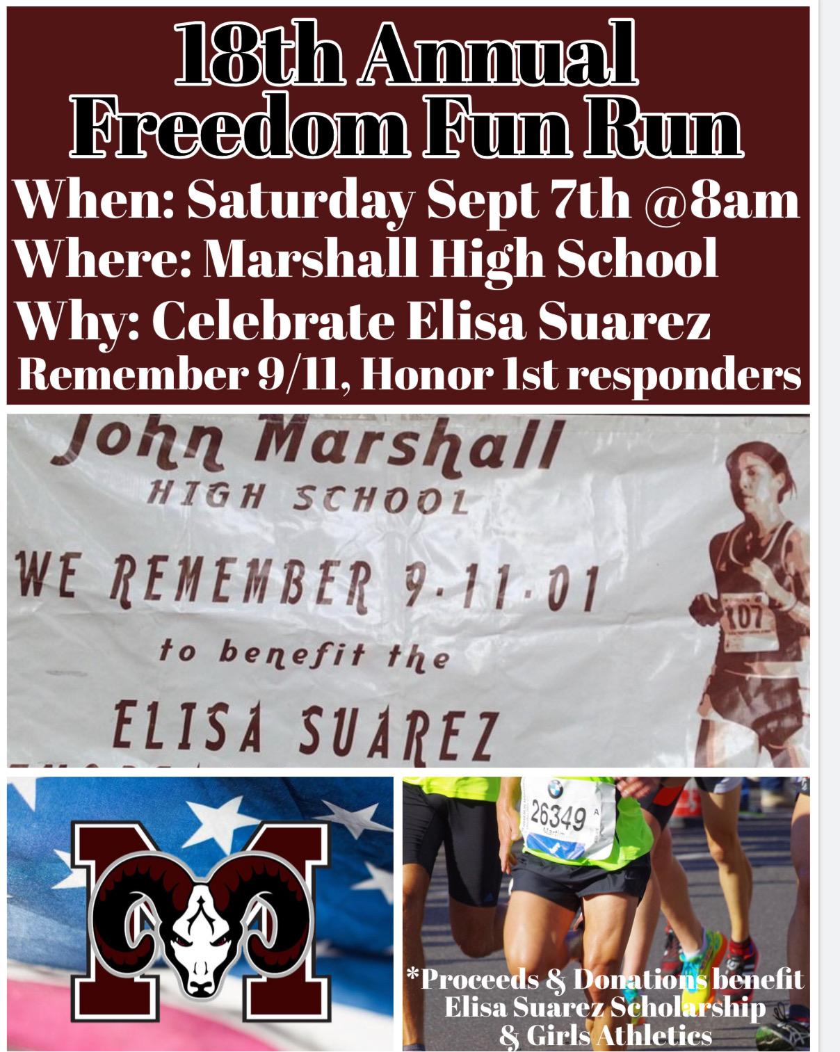 18th Annual Freedom Fun Run