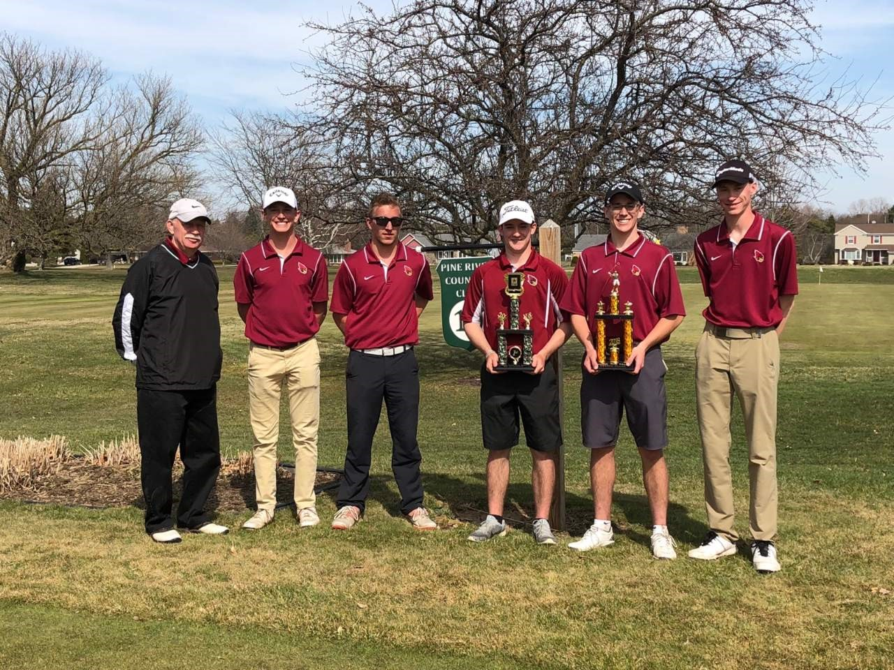 Golf With Another Strong Finish – Runner Up at Alma Tournament