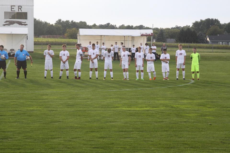 PHS Soccer: 11-0