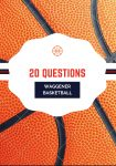 20 Questions – Waggener Basketball 2022 Guard – Abdi Hassan