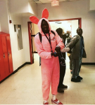 The Story Behind the Pink Bunny Suit – Jaago Kalakon Interview