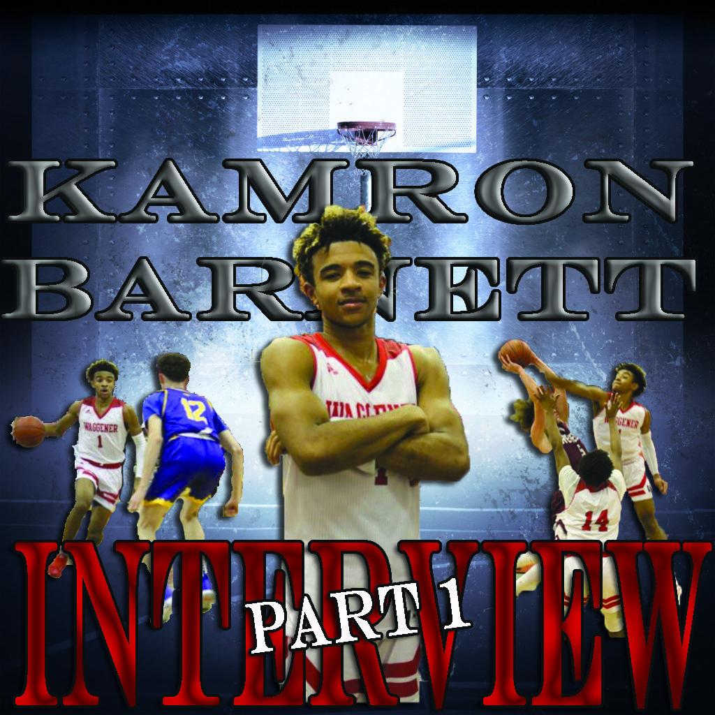 Finding His Way to Waggener – The Kameron Barnett Interview Part 1