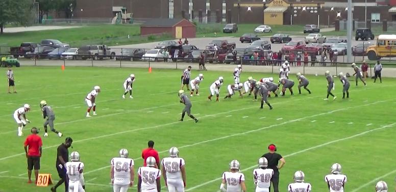 Varsity Football beats Doss 33 – 6 in Scrimmage