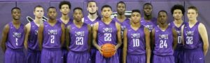 Varsity Men's Basketball
