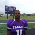 Crowley cornerback Andre Mulinax captains ball-hawk secondary