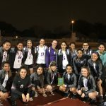 Lady Eagles Varsity Soccer Takes 2nd