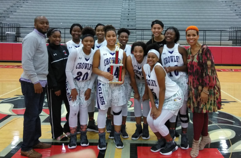 Lady Eagles Runner-Up at Lady Panther Classic