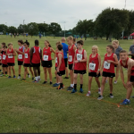 Cross Country Runs Toward Season End
