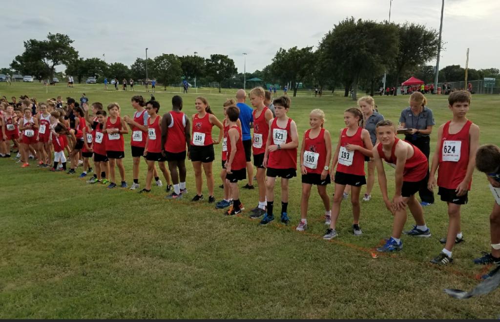 Cross Country Runs Toward Season End