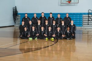 Varsity Wrestling Team Picture