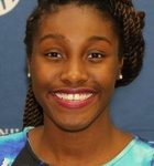 Edrei Yates continues track career running for Augusta University
