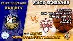 Elite vs. Towers High School – Varsity Basketball Game Livestream – 12/11