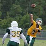 Clover Hill High School Junior Varsity Football beat Prince George High School 26-6