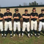 Clover Hill High School Varsity Baseball beat George Wythe (Richmond) 20-0
