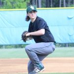 Clover Hill High School Varsity Baseball falls to Manchester High School 2-1