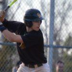 Boys Varsity Baseball falls to Powhatan 13 – 2