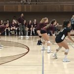 PLHS Girls Volleyball Defeats Parker