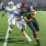 PLHS Football Beats Rancho Bernardo