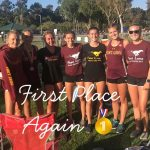 Girls Cross Country Sweeps South Bay Invite