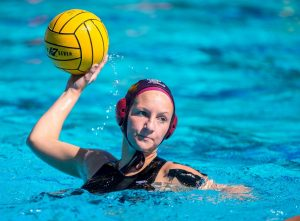 Girls Water Polo CIF Game