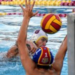 Boys Water Polo In Action