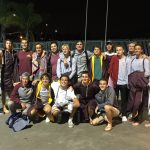 Boys Water Polo Advances to Div 1 CIF Finals!