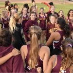 Girls Cross Country Wins Eastern League
